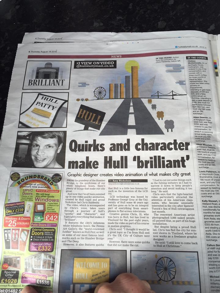 Hull Daily Mail